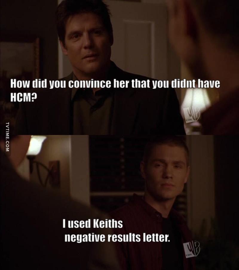 OMG Lucas have HCM 😱😱