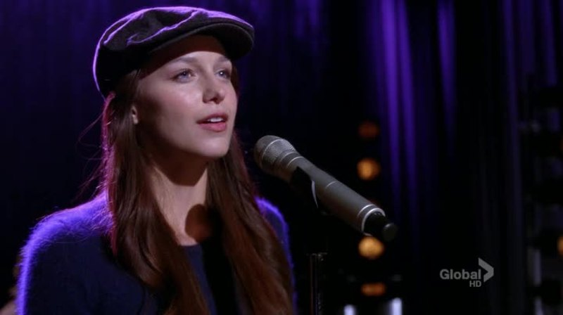 I miss the old Glee club but I really like Marley!