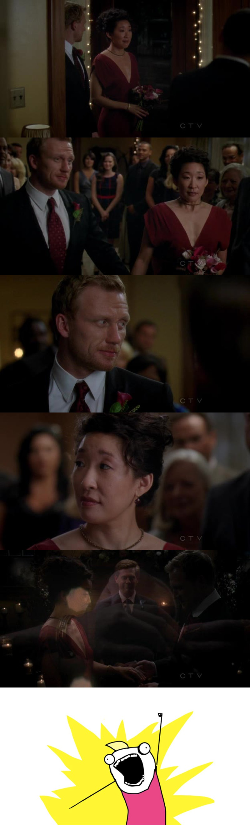 This is seriously my otp in the entire story of Grey's Anatomy, I ship them more than Meredith and Derek 😍