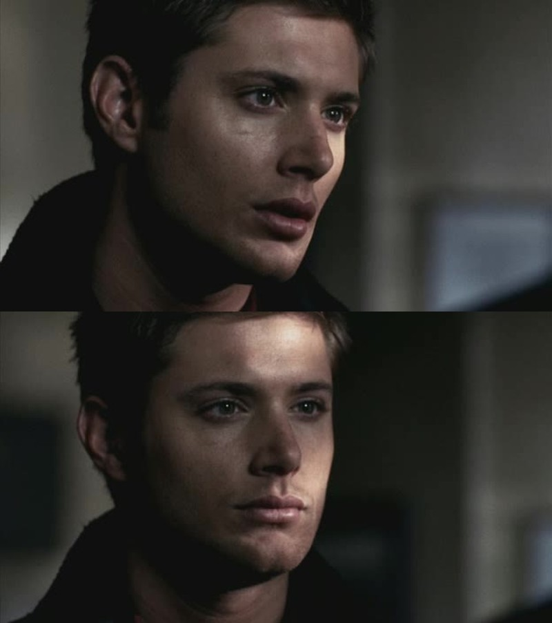 Friendly reminder of how cute season one Dean was