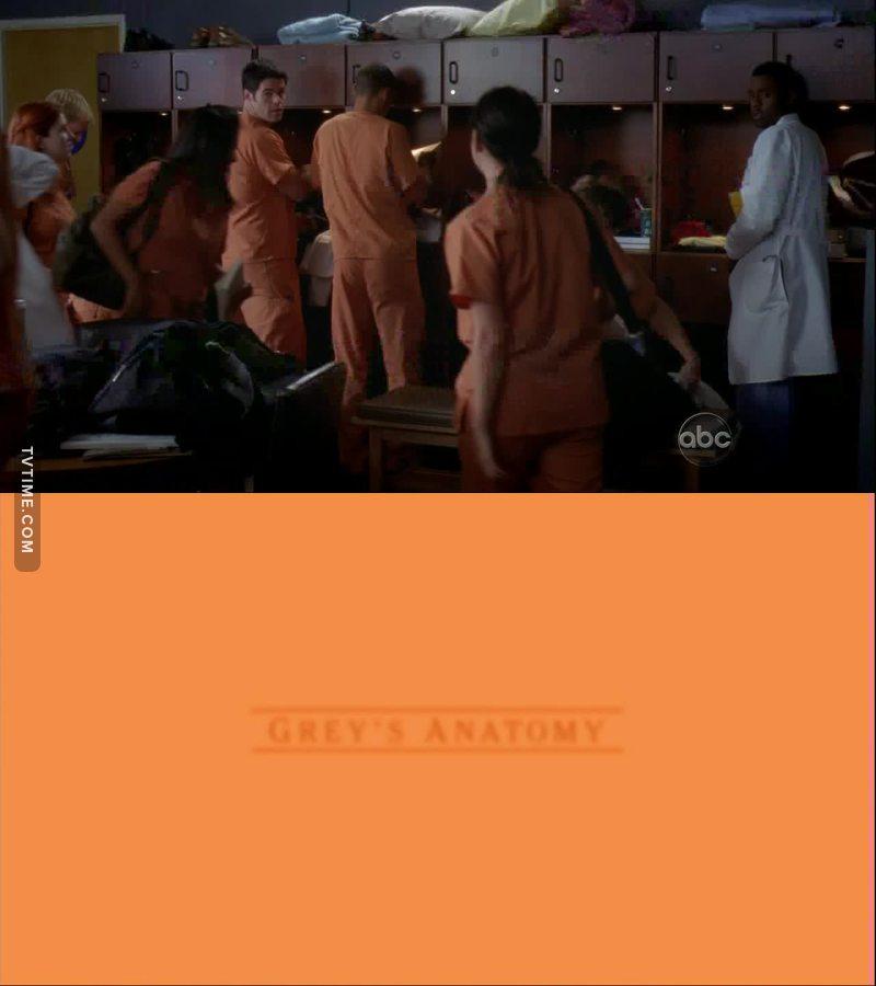 Orange is the new grey's