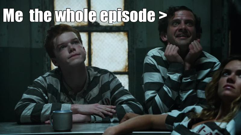 Whouhouhou ... The season is starting so damn well ! Can't wait next episode !