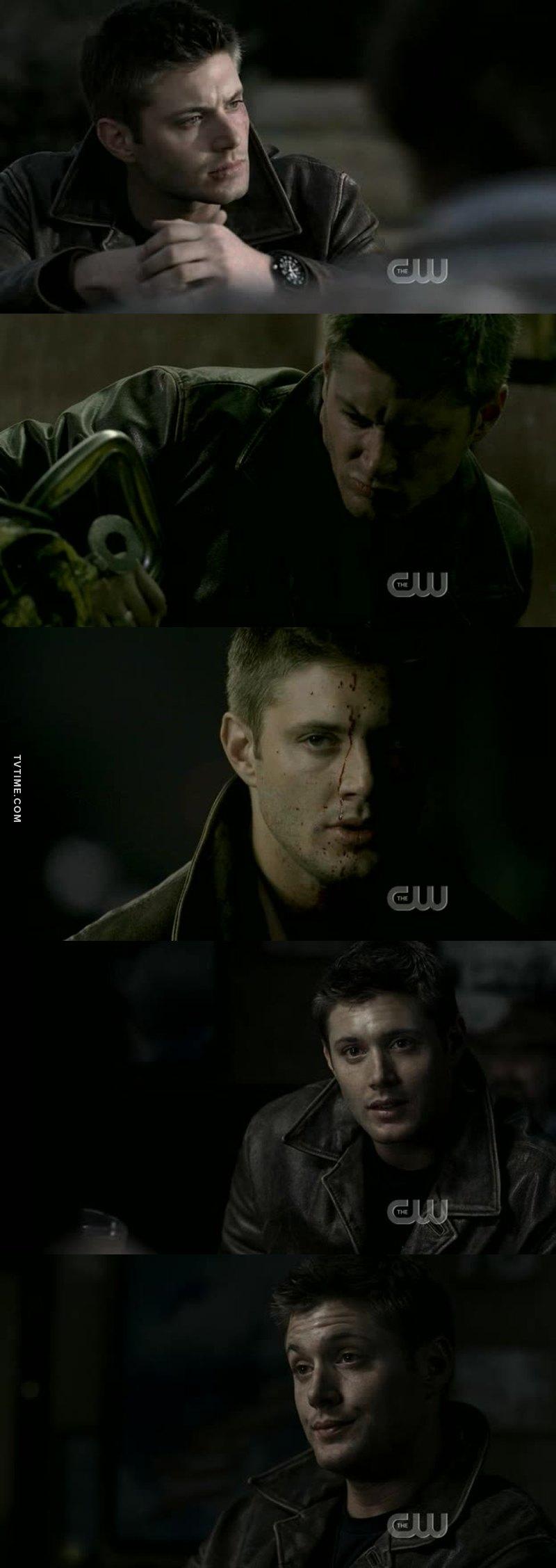 Dean est magnifique