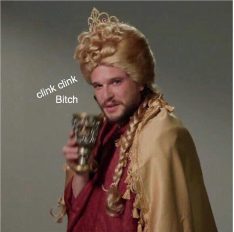 Daenerys: I am the last Targaryen Jon :