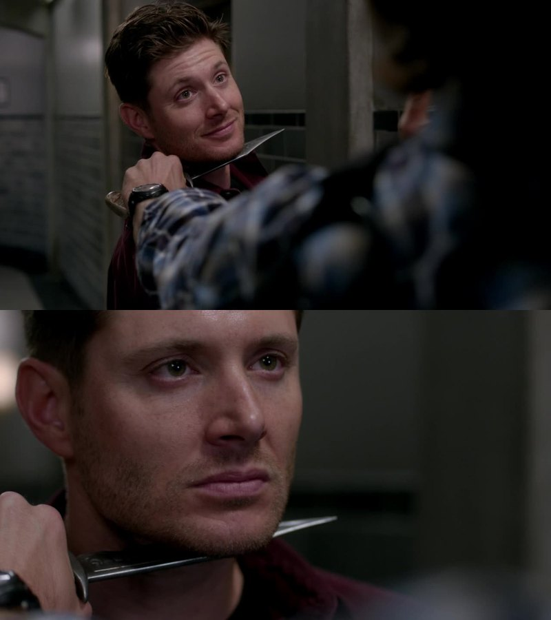 Can we talk about Jensen Ackles' playing ? Damn he's such a great actor