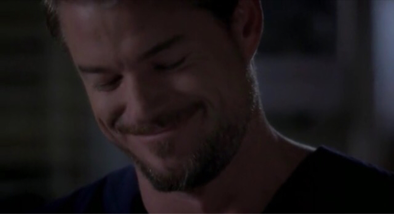 SLEXIE... Mark's face when Lexie tells him she loves him. I LOVED THIS MOMENT ♥️