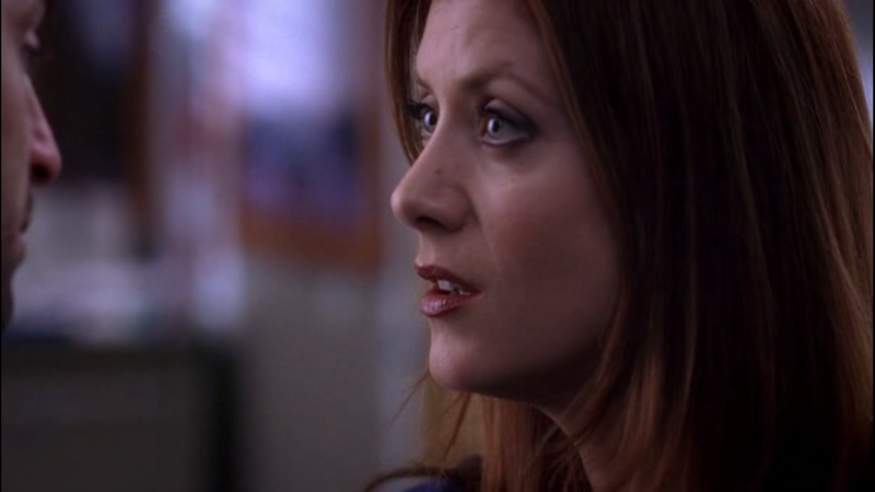 I love how Addison cares for Derek even though they can't be together anymore.