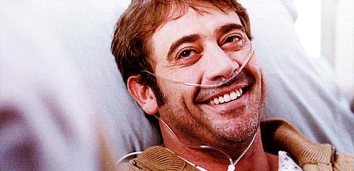 """"""" Tenho o amor de minha vida, um novo coração, e quero que vocês embarquem no próximo avião para cá, para conhecer minha garota. """"  Eu definitivamente nunca irei superar a morte do Denny 💔"""
