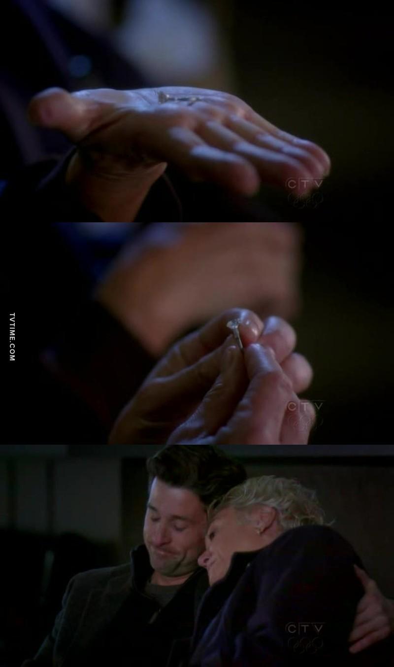 I loved Derek's mother