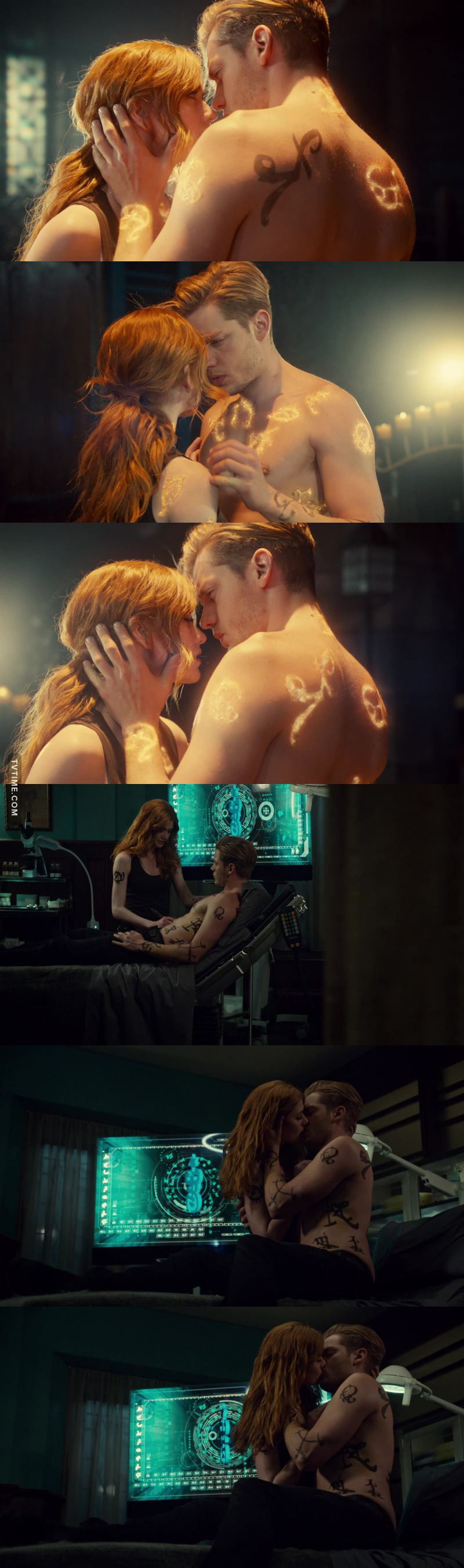 OMG WHAT AN EPISODE!! Clace were unreal!!! Best Clace scenes ever! I mean look at them THEY FINALLY TOGETHER😍😭👏🏼