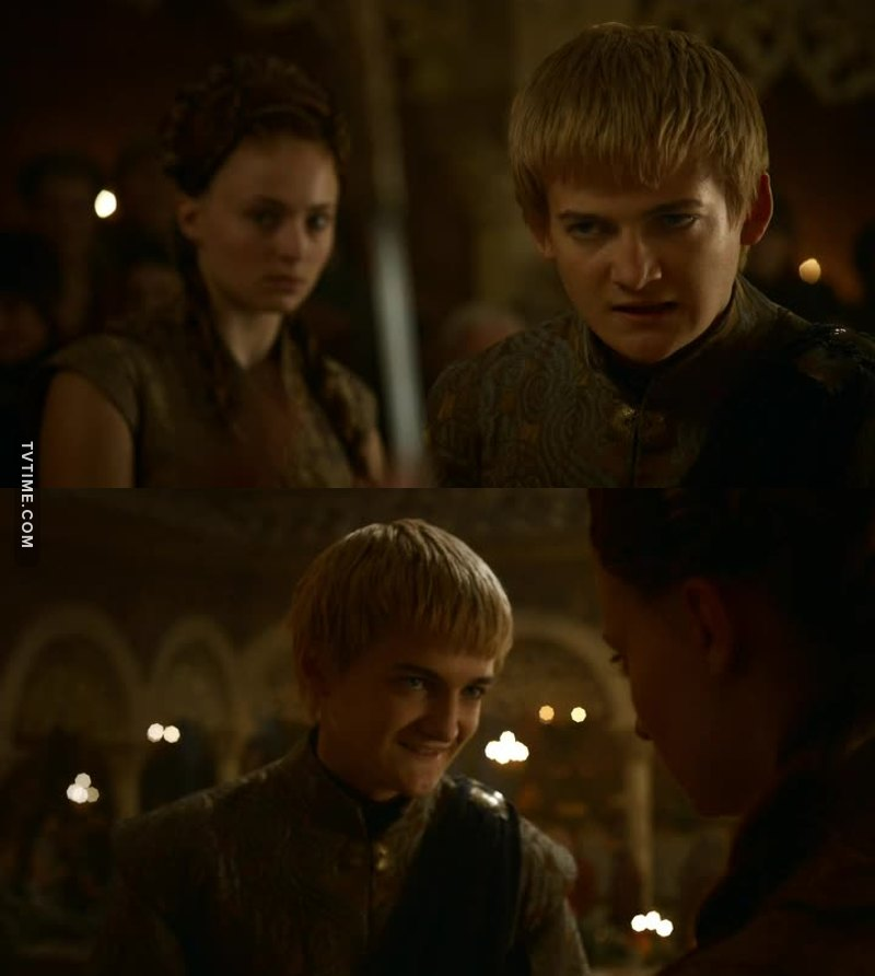 I really want someone kill Joffrey 😤