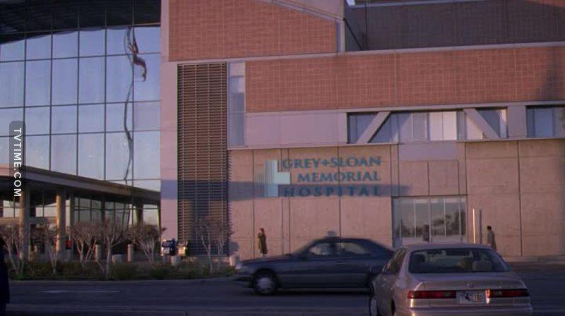 Me pergunto como vou superar a morte de mark e lexie com o hospital tendo esse nome ♥