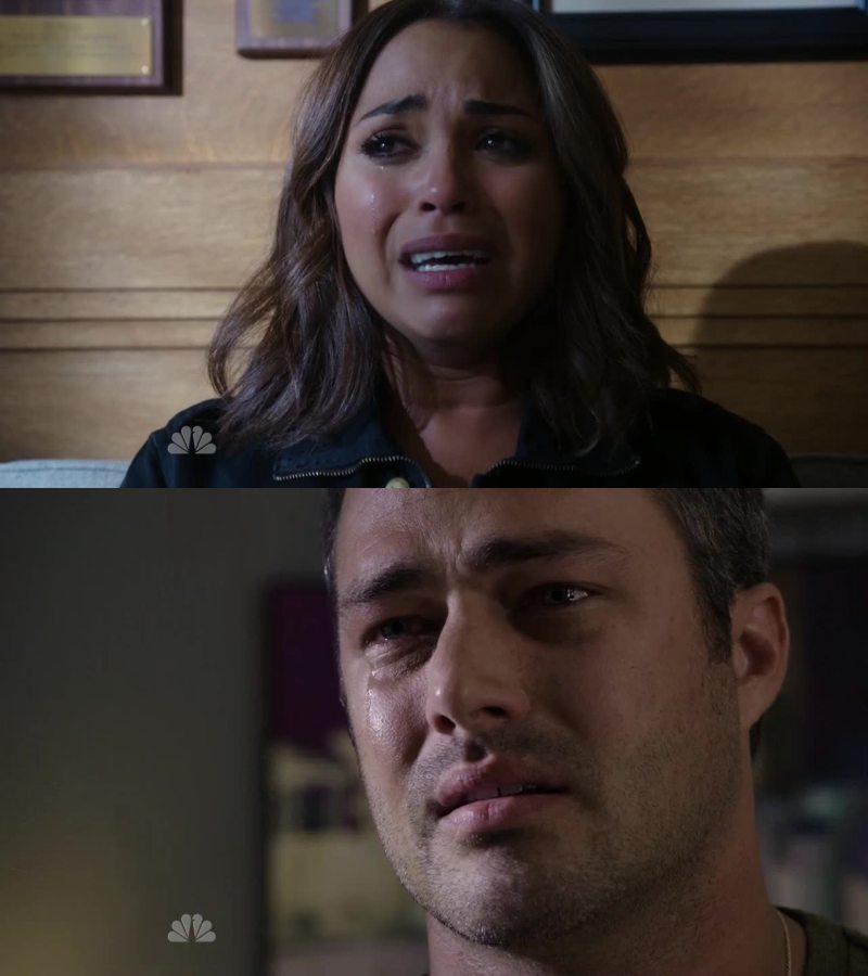 I can't stop crying :'( Shay was one of the best caracters !