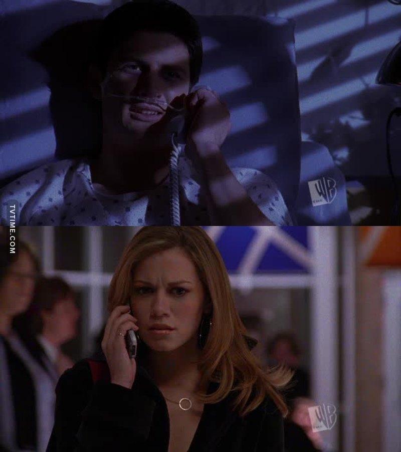 💔💔 come back Haley!