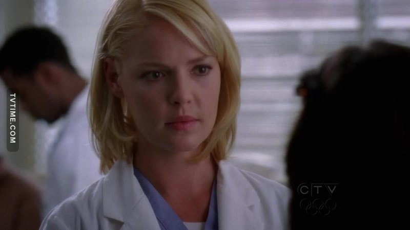 Soooo sad for Izzie... I'm crying right now😭💔