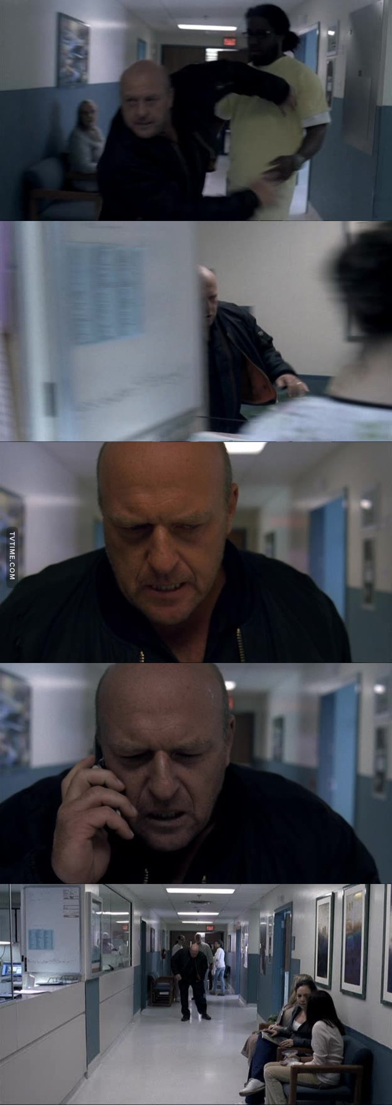 Poor hank ):