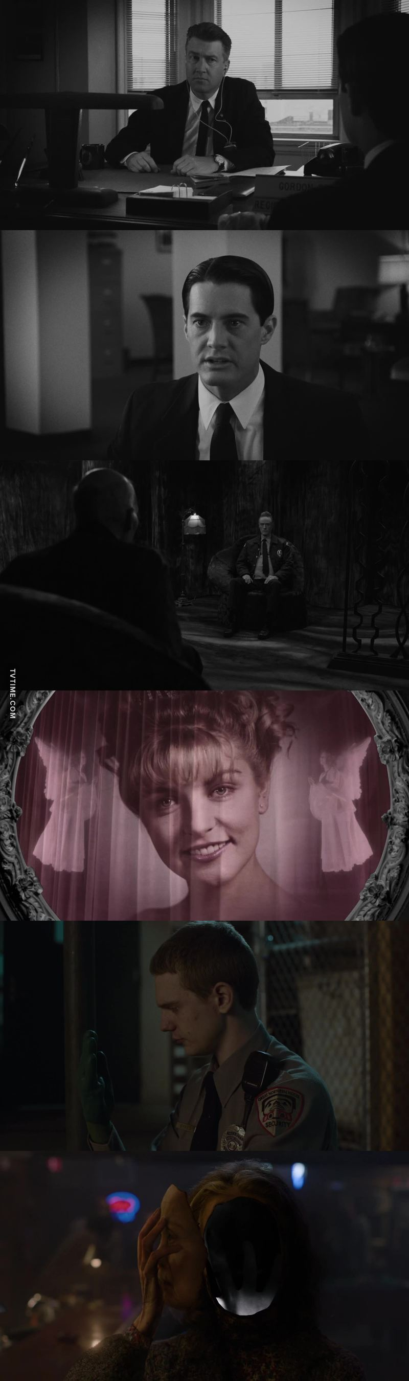 Twin Peaks at its best! Amazing episode!