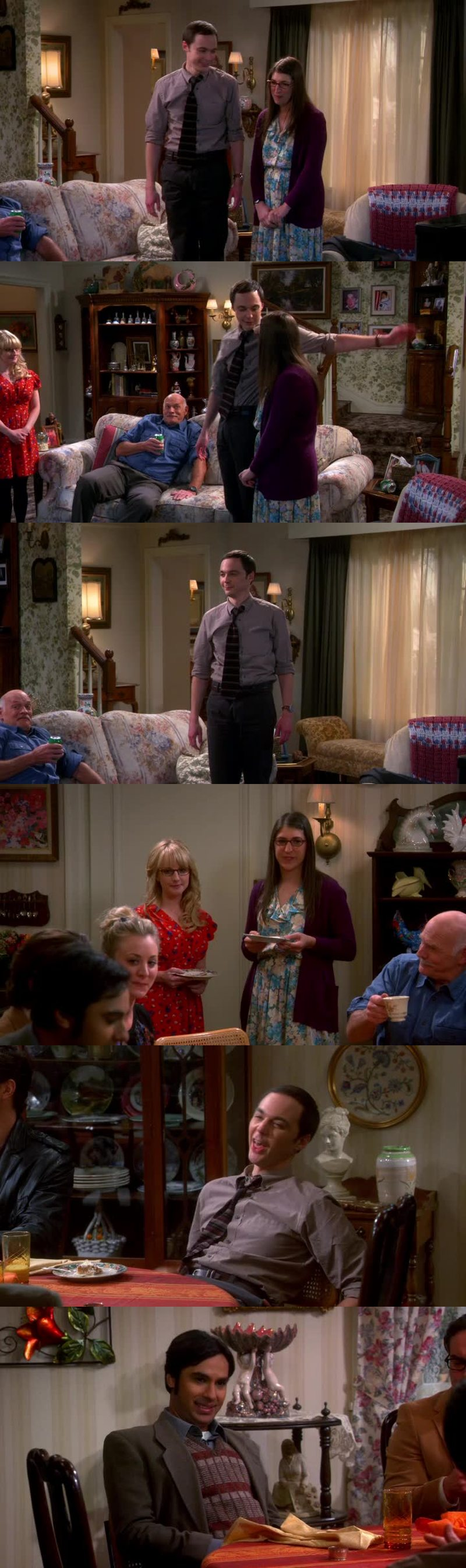 esses momentos kkkk ♥♡ Sheldon ♥♡