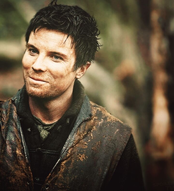 My name is Gendry Baratheon ans I'm the fastest man alive