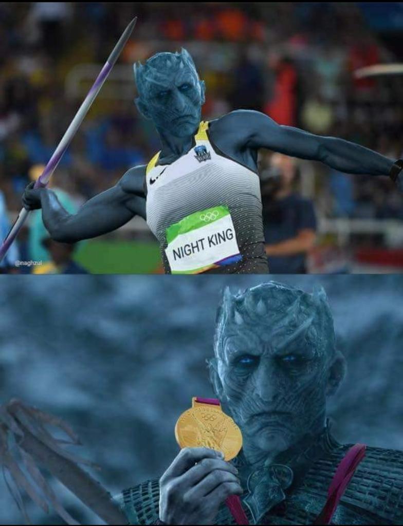 New winter olympics