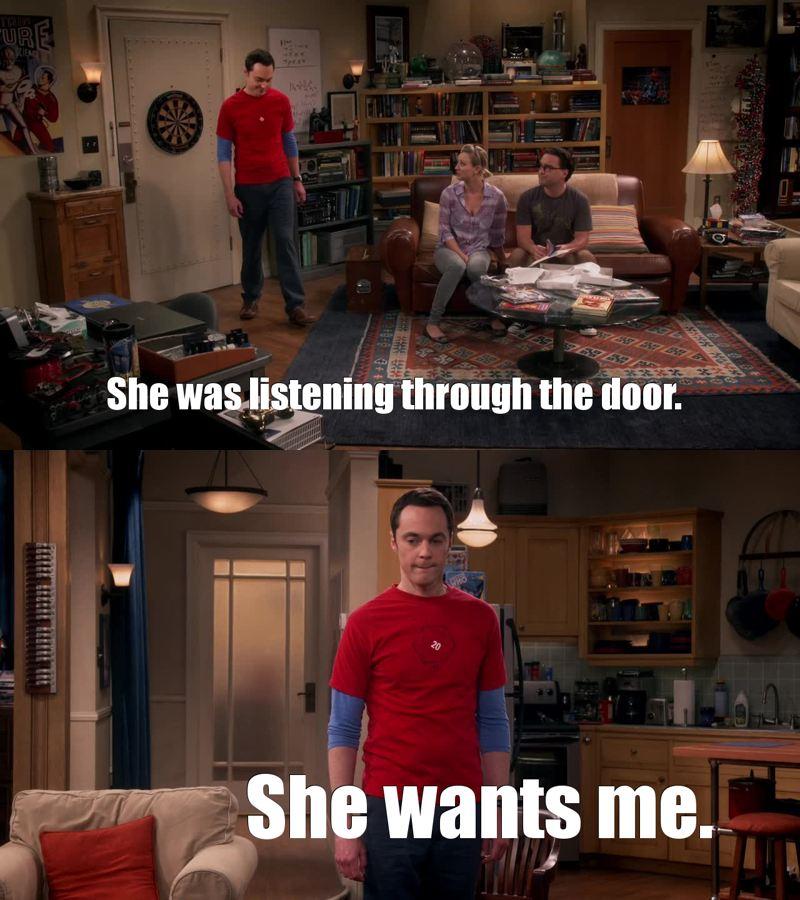 Io AMO Sheldon 😂😂😂😂