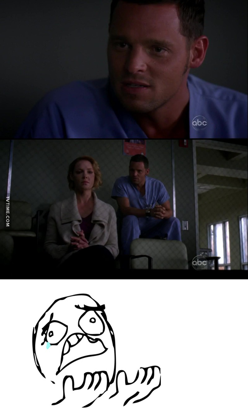 What did they do with Izzie???
