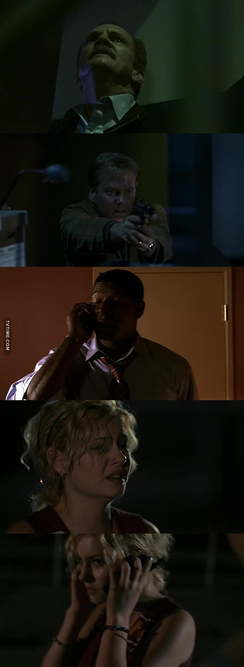 Un espion au sein de l'agence et une tentative de meurtre, je pense que sa n' est pas une coinssidence. Et pauvre Kim qui est mal tombé avec ses gars là.