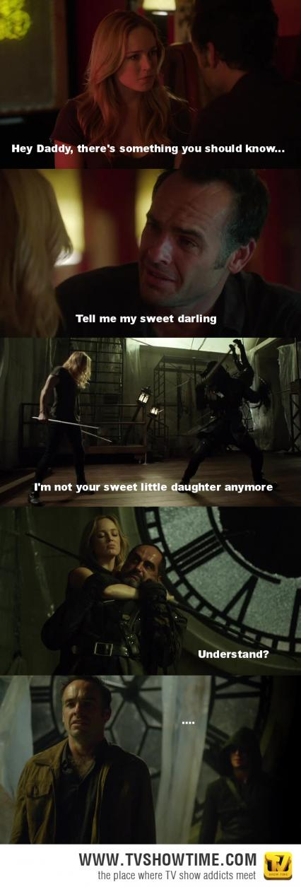 Hey Daddy, I'm not your sweet little daughter anymore...
