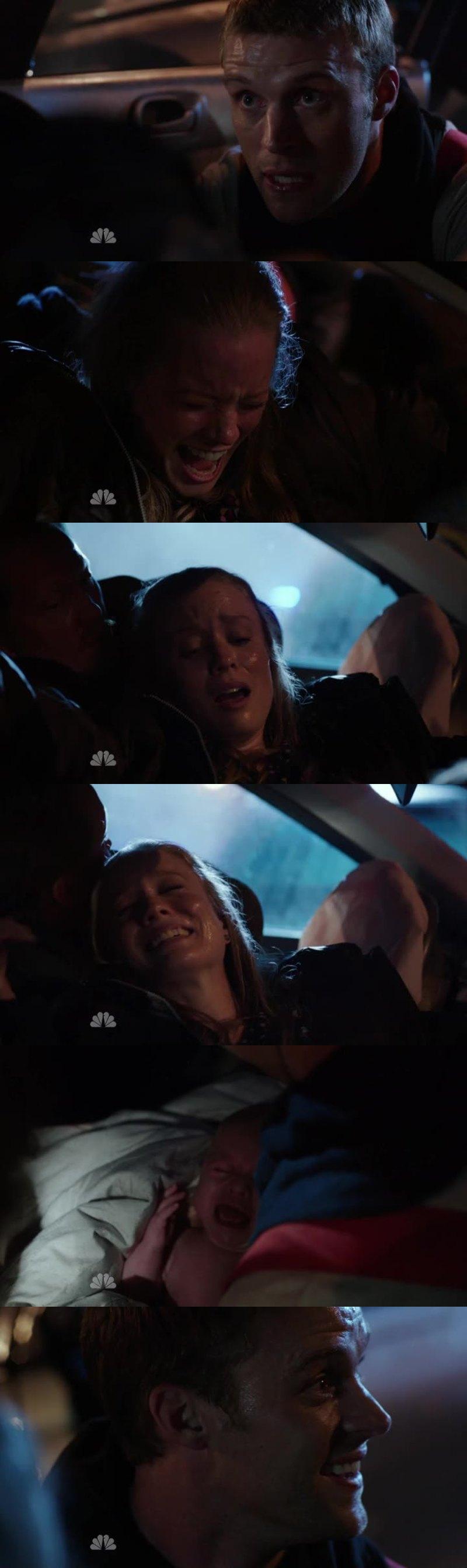 Je sens que Matthew et Dawson vont finir ensemble et ça  sera génial !  Le moment où Matthew à aider la femme enceinte à accoucher était super et émouvant !!