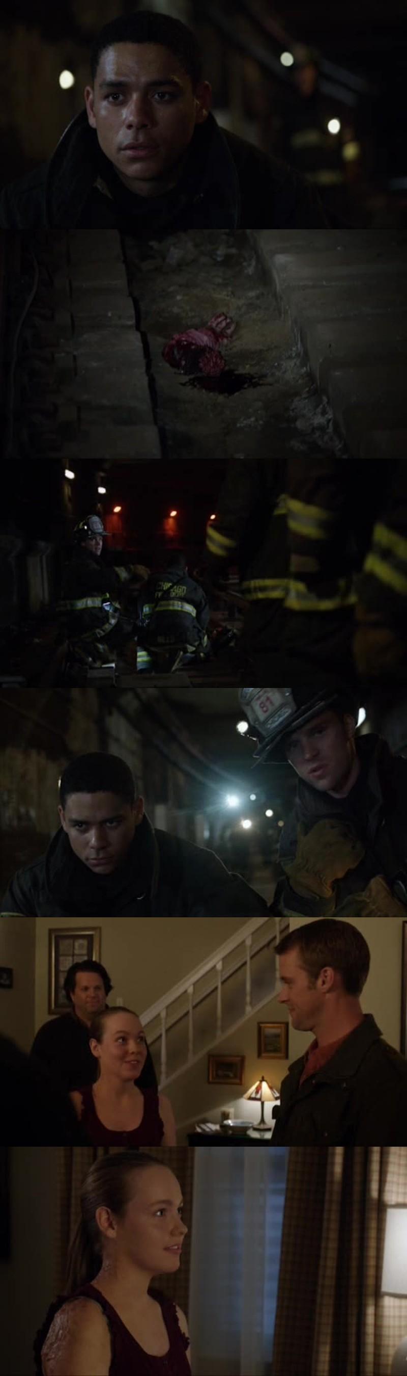 Des fois les pompiers ne peuvent rien faire mais la plupart du temps ils sauvent des gens... belle leçon