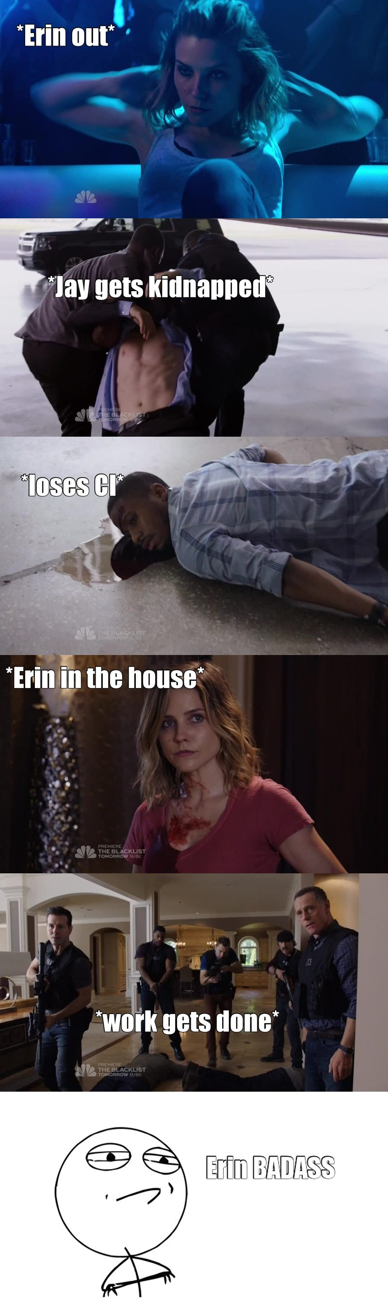 No Erin in the house VS Erin in the house! YAS