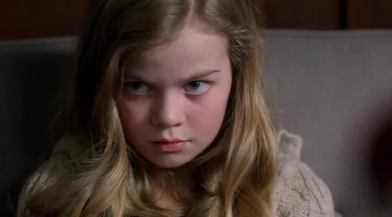 this little girl looked so much like Lilith