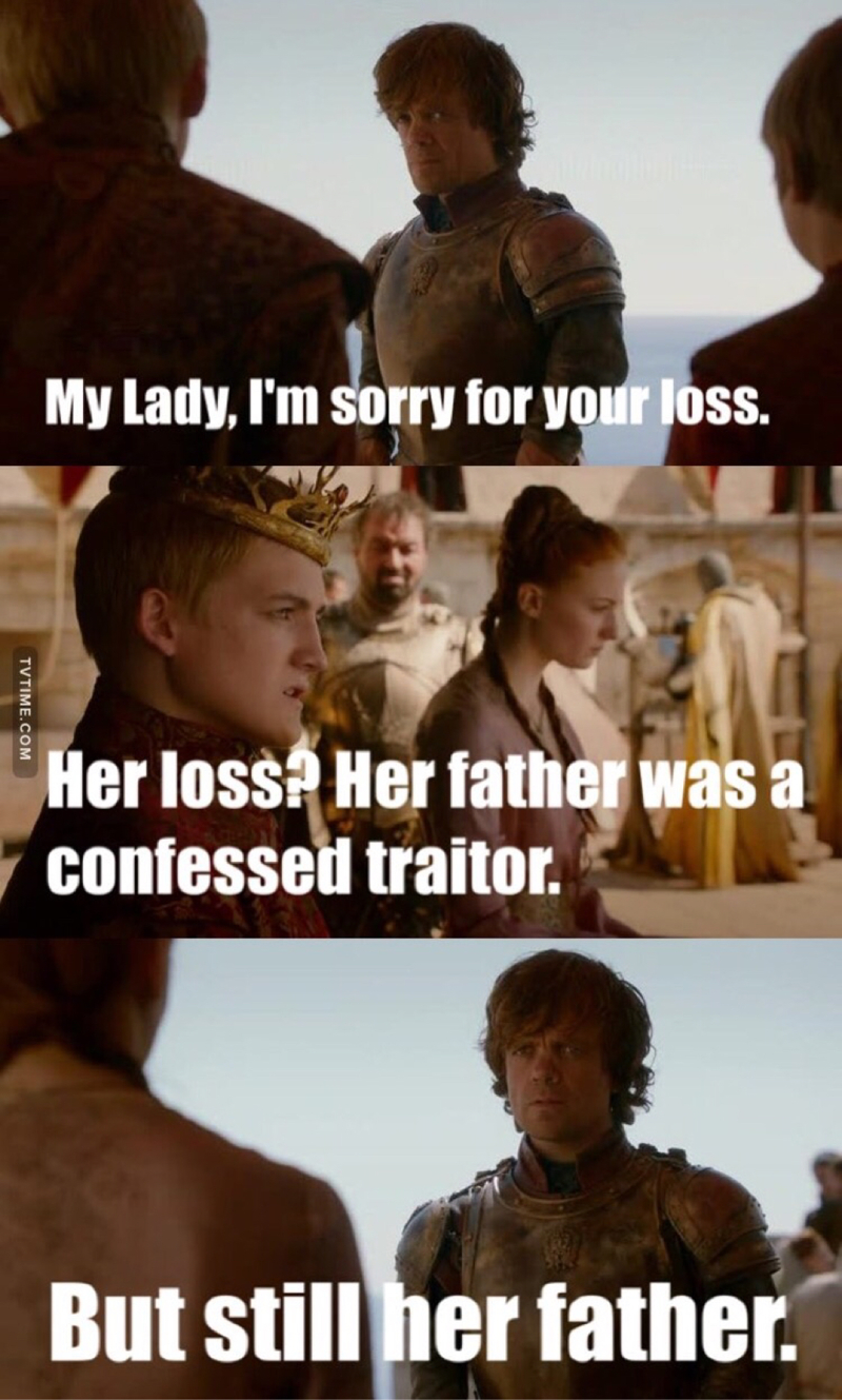 The only Lannister I like!