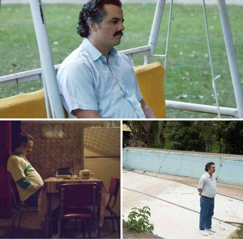 When Narcos is back but you died last season