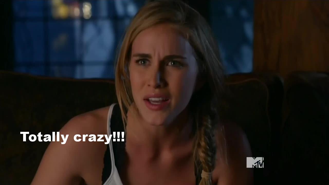 Eva est complètement taré, c'est fou!!!