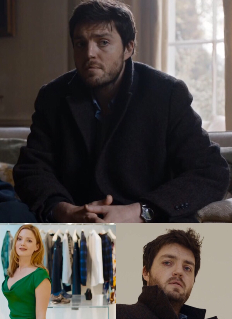 This show just keeps getting better and better. I'm in love with Tom Burke in this role and his relationship with Robin is so adorable I can't 😍😍😍