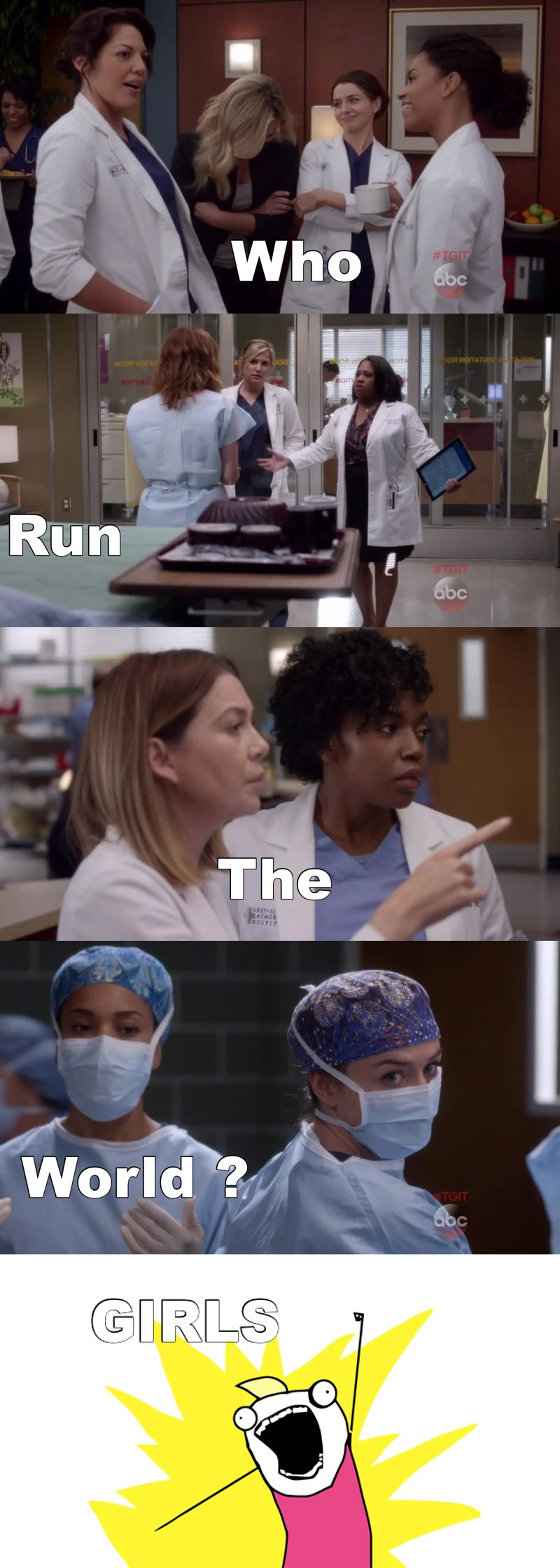 Greeeeeat episode. I'm sad for Japril and Calzona ; I want them together 😪