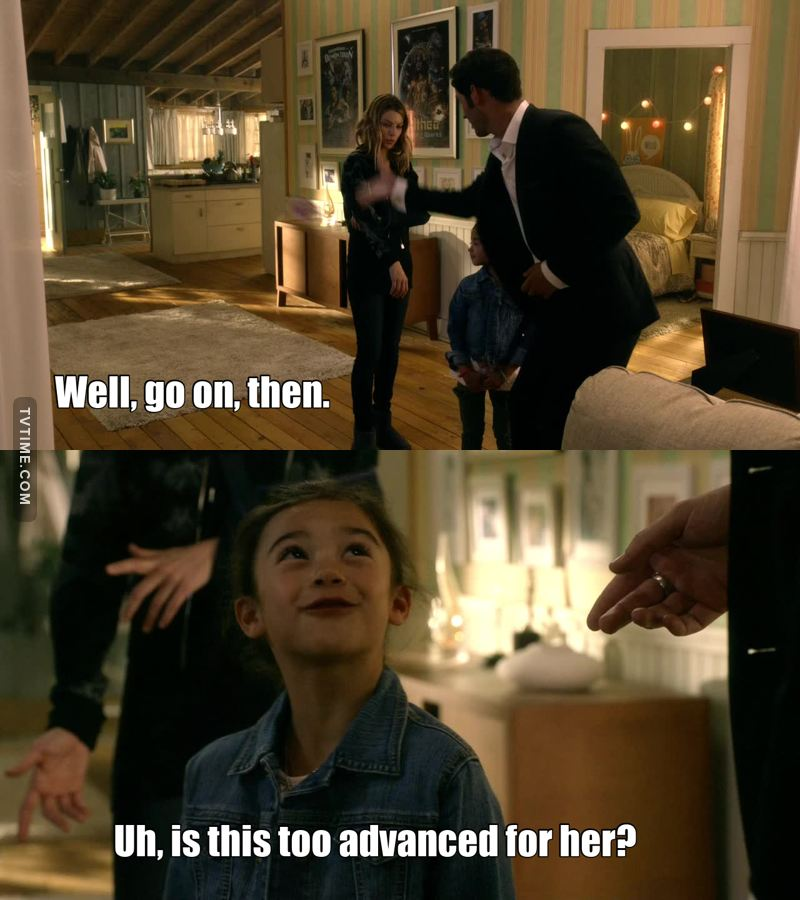 Ahahaahah I can't stop laughing...I love this show and mostly TOM ELLIS ♥♡