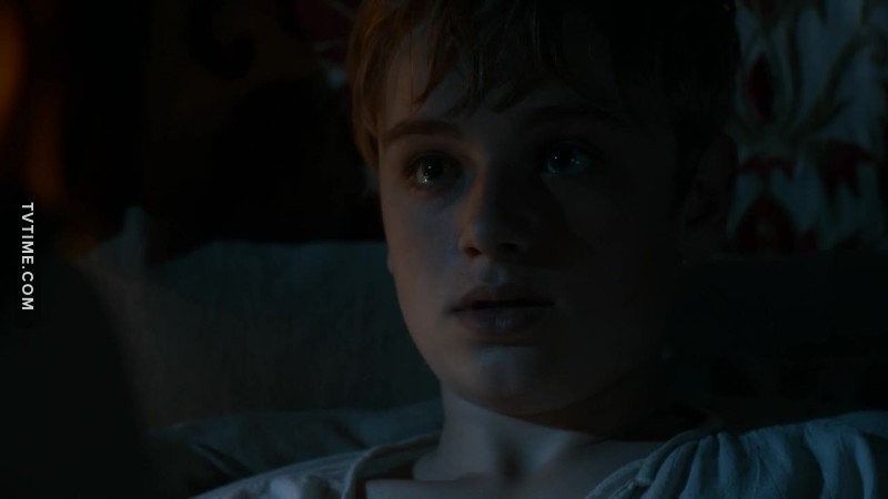 how can he be joffrey's brother? i mean he's so cute and gorgeous