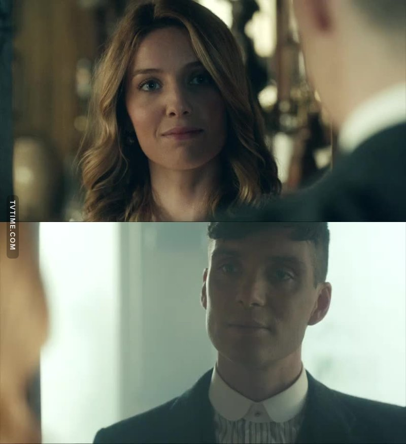 Grace : how much did you pay for this suits you'll be wearing?  Tommy :  I don't pay for suits. My suits are on the house or the house burns down.  😂😂😂