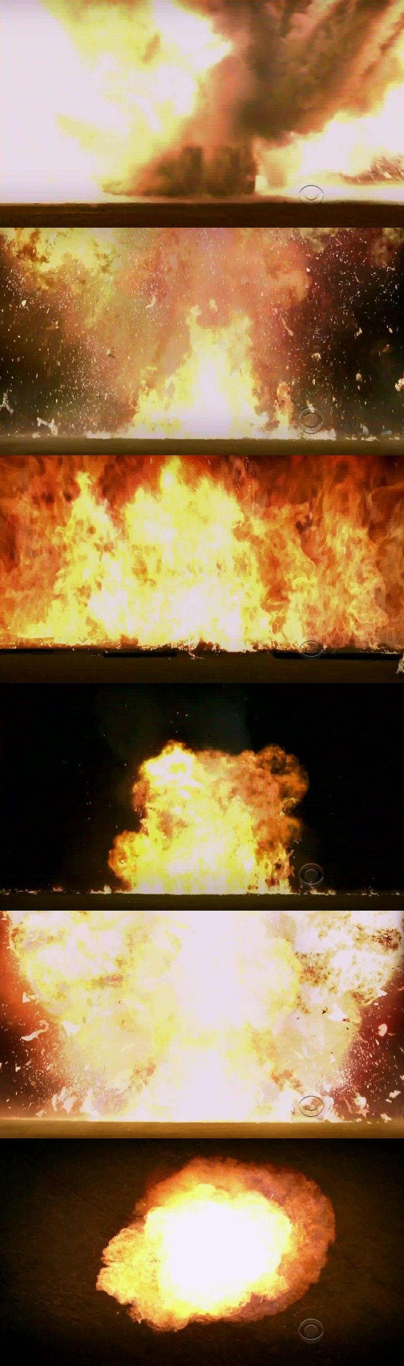 wow che puntata, morgan è coraggiosissimo e la squadra è composta da veri e propri EROI... 💪❤ e vogliamo parlare dell ultima esplosione? fatta alla perfezione!  ma solo a me manca da morire  Gideon? 😢😢😢😢