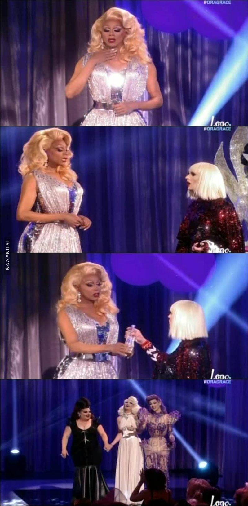 Omg that was so funny, I love Katya! 😍