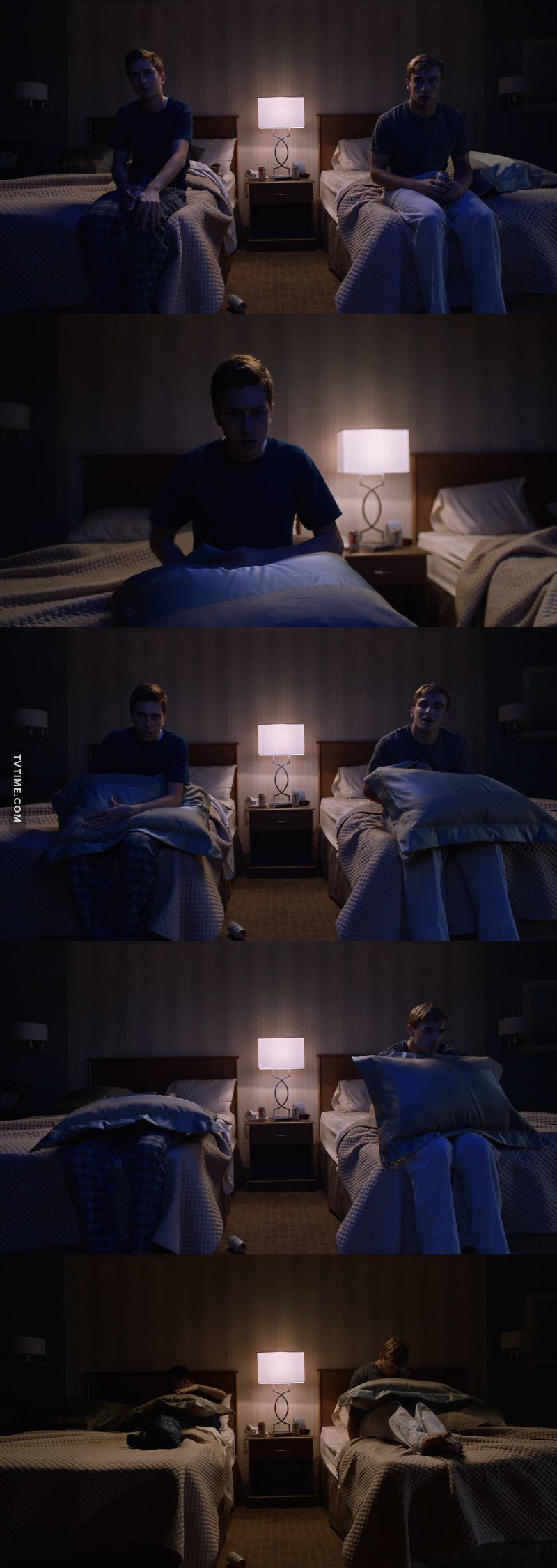 Weirdest scene ever