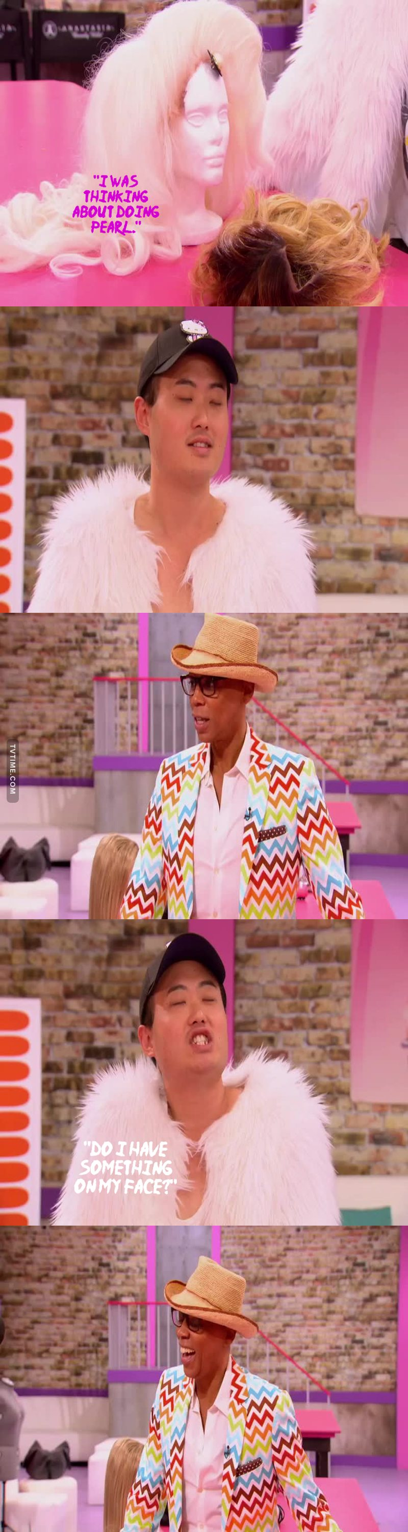 Omg, best moment this episode, I couldn't stop laughing 😂😂😂