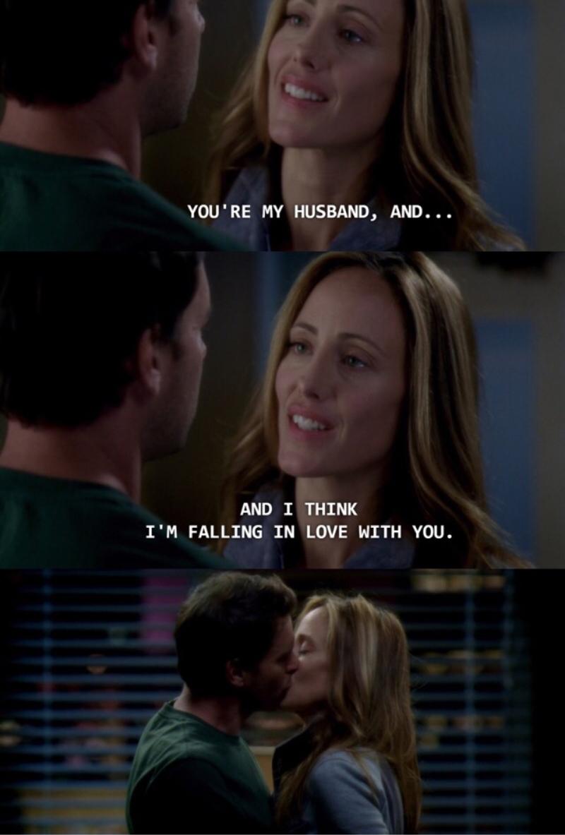 A única parte desse episódio que me deixou feliz ♥️