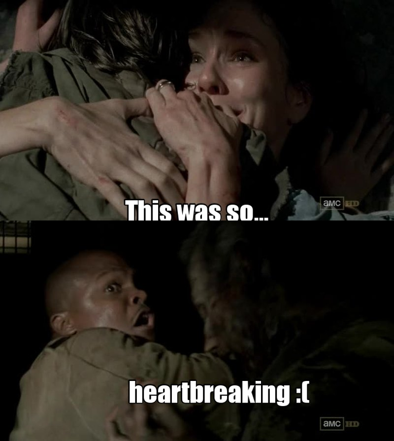 so much emotions on this episode :(