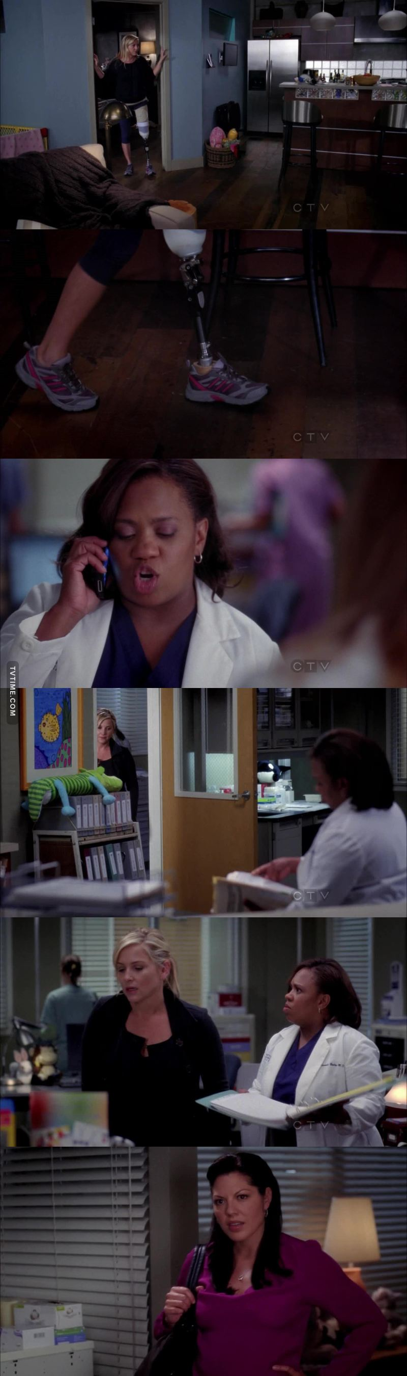 Applause for the one and only Miranda Bailey. 👏🏻