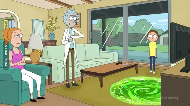 Tv Time Rick And Morty S03e08 Morty S Mind Blowers
