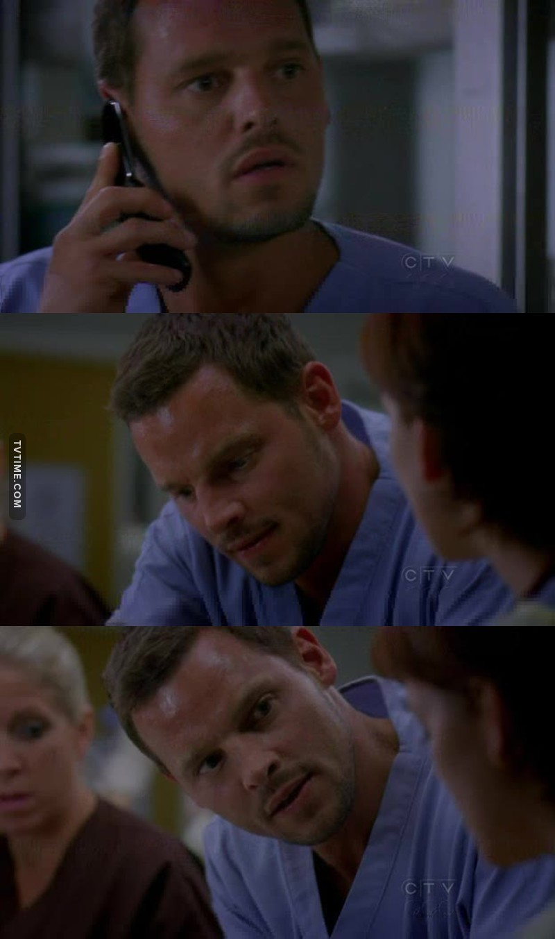 I hate izzie for what she did to alex😶
