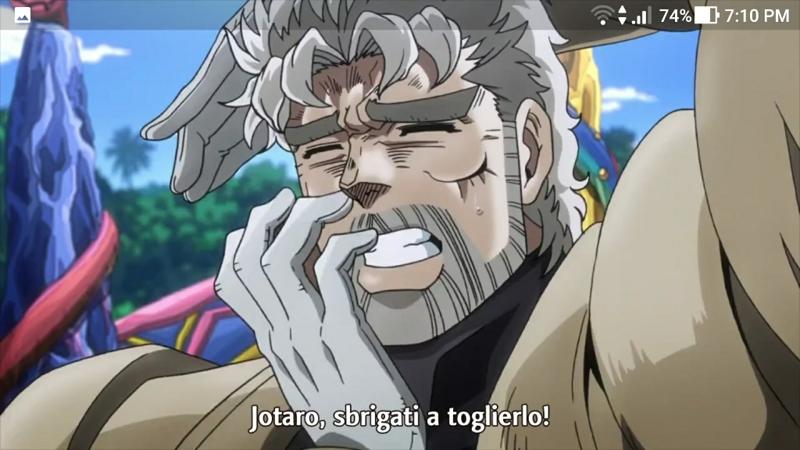 Joseph è il mio jojo preferito